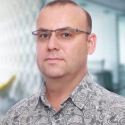Вячеслав Знаменский (начальни производственного отдела)